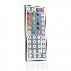 Controlador RF Tiras de LEDs RGB con M/D 12/24V
