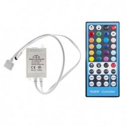 Controlador para Tiras de LEDs RGB-Blanco
