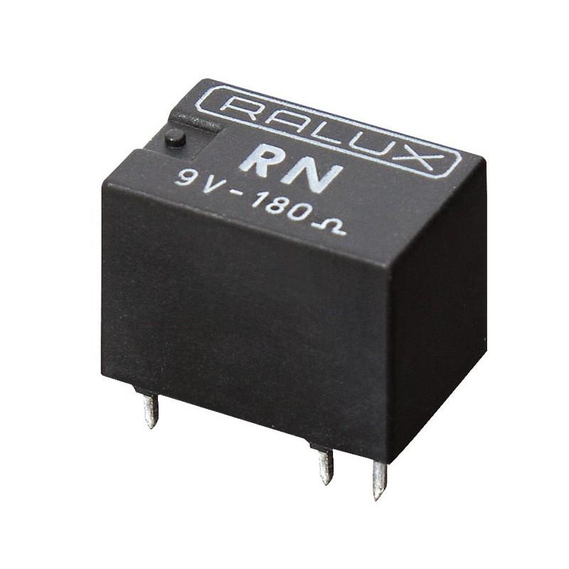 RL180  Relé 3 Vcc 1 circuito conmutado