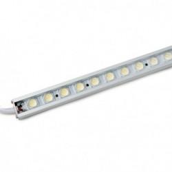 Tira LEDs Rígida con  36 LEDs 60cm Blanco Frio