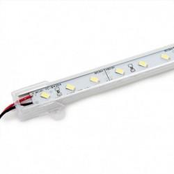 Tira 60 LEDs SMD5630 1M 14,4W BLANCO FRIO