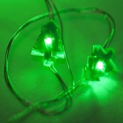 Guirnalda de LEDs Exterior IP65 12VDC 10 M  VERDE