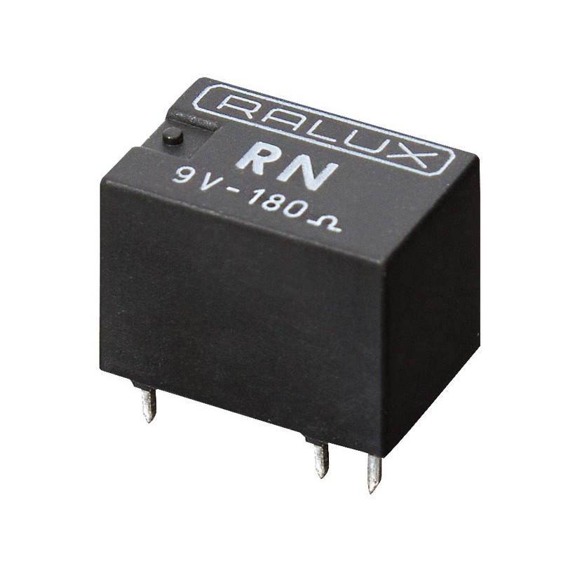 RL184 Relé 12 Vcc 1 circuito conmutado