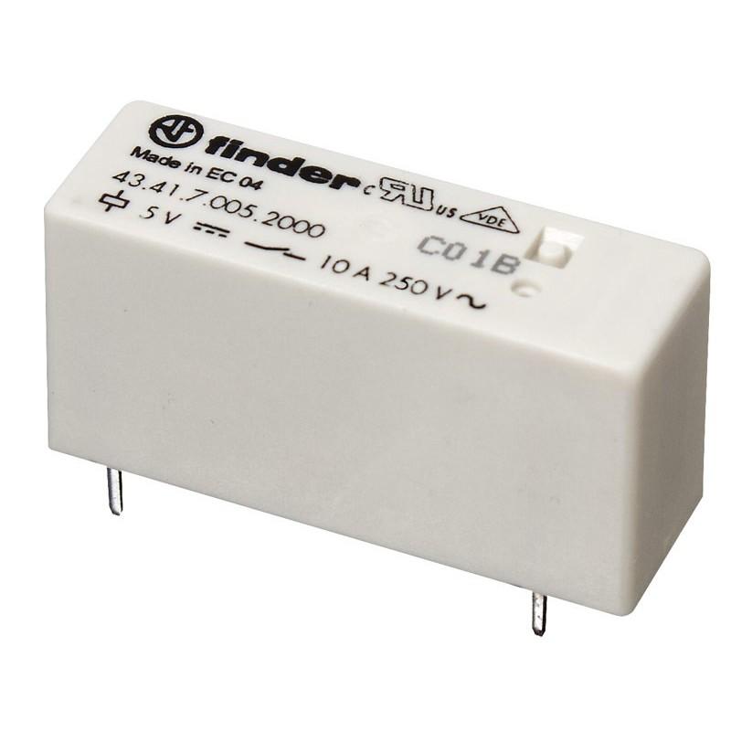RL188 Relé 6 Vcc 1 circuito conmutado