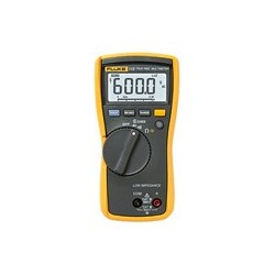 FLUKE 113 MULTIMETRO DIGITAL TRMS CON VCHECK