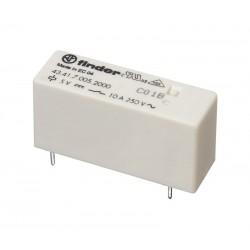 RL189 Relé 9 Vcc 1 circuito conmutado