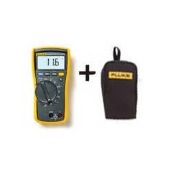 FLUKE FL116 MULTIMETRO DIGITAL+BOLSA