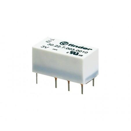 RL166 Relé 48 Vcc 2 circuitos conmutados