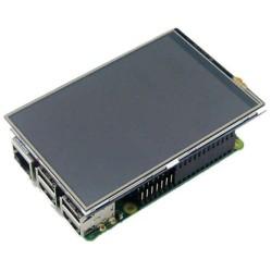 PANTALLA LCD TFT  TACTIL 3.5 PULGADAS RASPBERRY PI