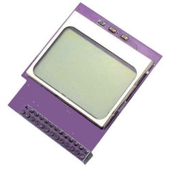 Pantalla mini LCD PCD8544 Shield para Raspberry Pi