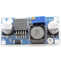 Módulo adjustable Mini DC-DC LM2596S