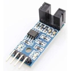 Sensor fotoeléctrico IR para arduino.