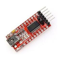 CONVERSOR 3.3V 5.5V FT232RL FTDI USB A TTL SERIE