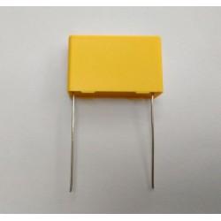 CONDENSADOR MKP 1uF275V RASTER 27,5mm
