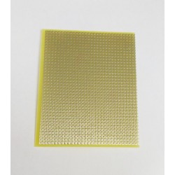 CEF5 Placa de topos 80x100mm