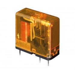 RL144 Relé 48 V CA 2 contactos conmutados