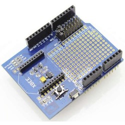 SHIELD XBEE ARDUINO