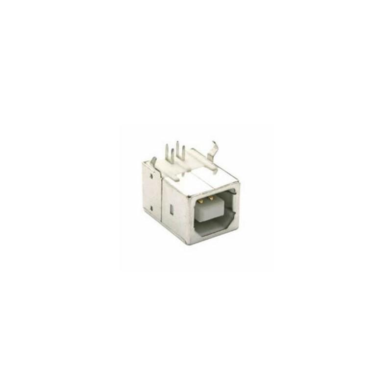 conector usb hembra tipo b circuito impreso electrónica y mas