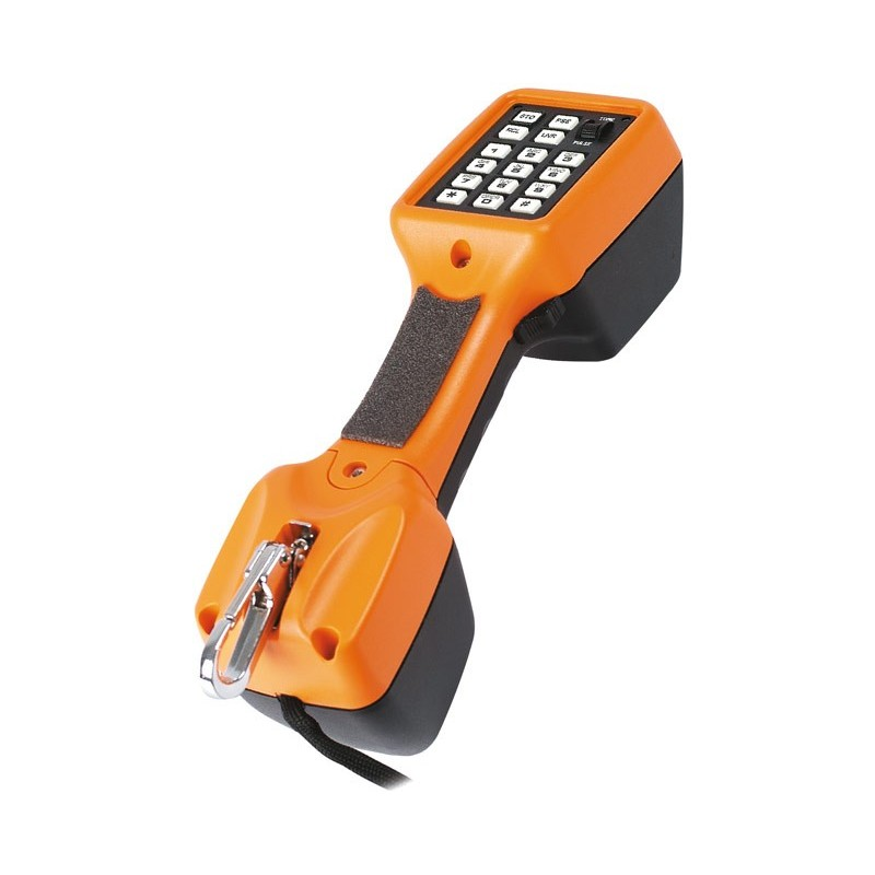 Teléfono para pruebas de líneas tefónicas