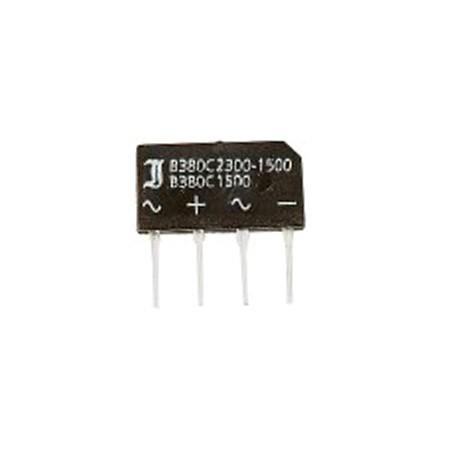 Puente rectificador B380C2000