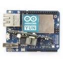 Arduino Yun con POE y WIFI que combinan con Linux