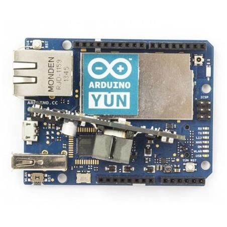 Arduino Yun con POE y WIFI ATmega32u4