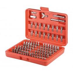 HRV7503 Estuche puntas de destornillador  100 pcs