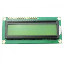 MODULO DISPLAY LCD 2X16