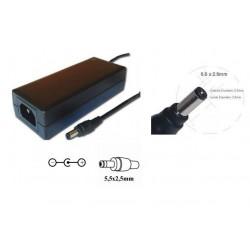 ALIMENTADOR ELECTRONICO 12V 5A (5,5x2,5mm)