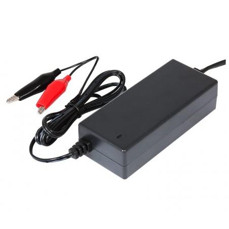 Cargador de baterías de Plomo y Gel 12V 2A