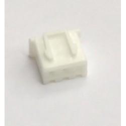 Conector XH paso 2,50mm hembra aérea 4 contactos
