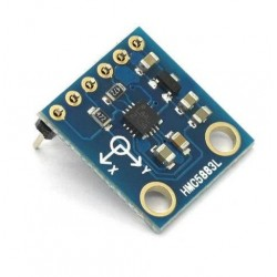 Módulo Magnetómetro 3-ejes HMC5883L