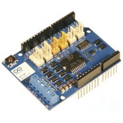 Arduino motor shield controlador de puente complet