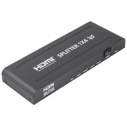 ACTVH217 REPARTIDOR ACTIVO HDMI 1E 4S