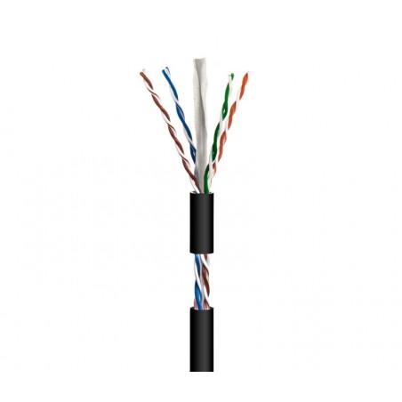 Cable Cat.6 UTP rígido para exterior 1 METRO
