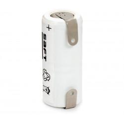 Pack de baterías 2,4V/300mAh NI-MH 1/3AA X2