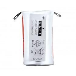 Pack de Baterías 2,4V 940mAh Ni-Cd AA/RC6 X 2