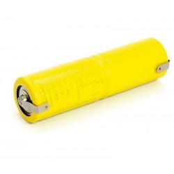 Pack de baterías 2,4V 4000mAh Ni-Cd VTDCD4000 x 2