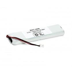 Pack de baterías 2,4V 550mAh NI-MH HFC1U x 2