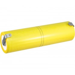 Pack de baterías 2,4V/4000mAh Ni-Cd VTDCD4000 x 2
