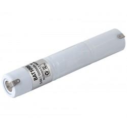 Pack de batería 3,6V 1500mAh Ni-Cd