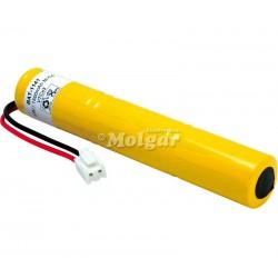 Pack de baterías 3,6V 1500mAh Ni-Cd