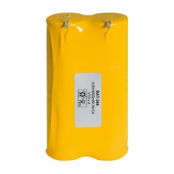 Pack de baterías 4,8V 5000mAh Ni-Cd