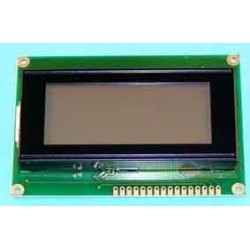 C-2607 Display LCD alfanumerico luminiscente