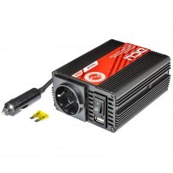 Convertidor  12Vcc-230Vca / 150W Onda Rectificada