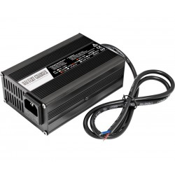 Cargador baterías de Ion-Litio 24V/3A