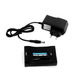 CONVERSOR MHL/HDMI A SCART TV