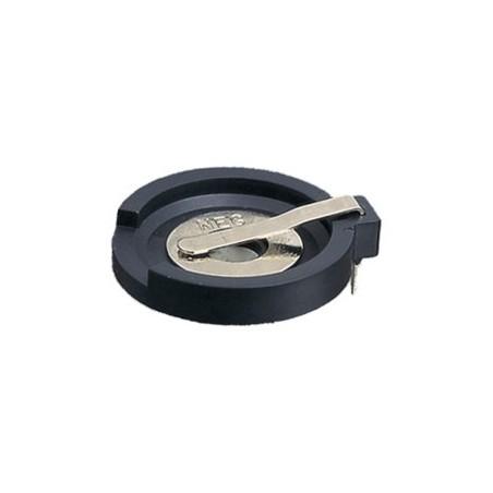 Portapilas tipo botón CR2016 - CR2032 - CR2025