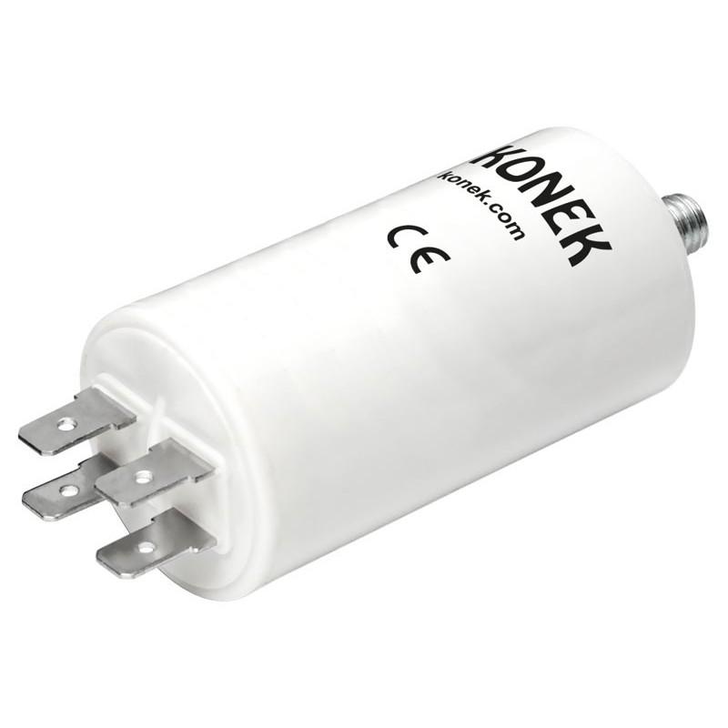 Condensador de arranque motor 45uF/450V  AC