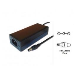 ALIMENTADOR ELECTRONICO 15V 4A (5,5x2,5mm)